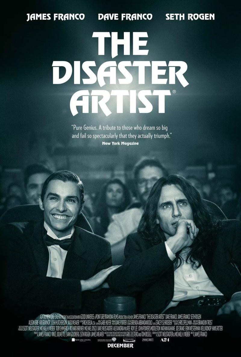 灾难艺术家 The Disaster Artist (2017)