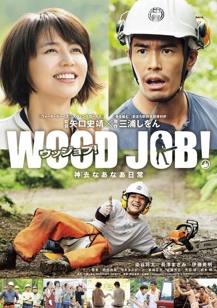 哪啊哪啊神去村 WOOD JOB!神去なあなあ日常 (2014)