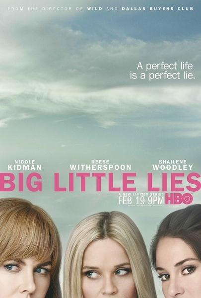 大小谎言 Big Little Lies (2017)