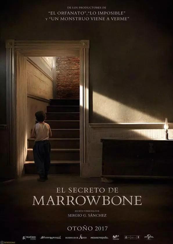 马柔本宅秘事 Marrowbone (2017)