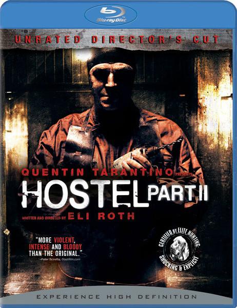 人皮客栈2 Hostel: Part II 【2007】【惊悚 / 恐怖】【美国】