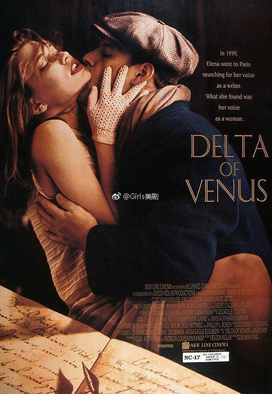 情迷维纳斯 Delta of Venus (1995)[102 分钟(未删减版)][剧情 / 情色][大尺度]