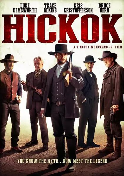 希科克 Hickok (2017)