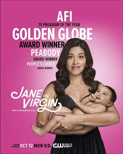 处女情缘 1-2季 Jane the Virgin Season 2 (2015)