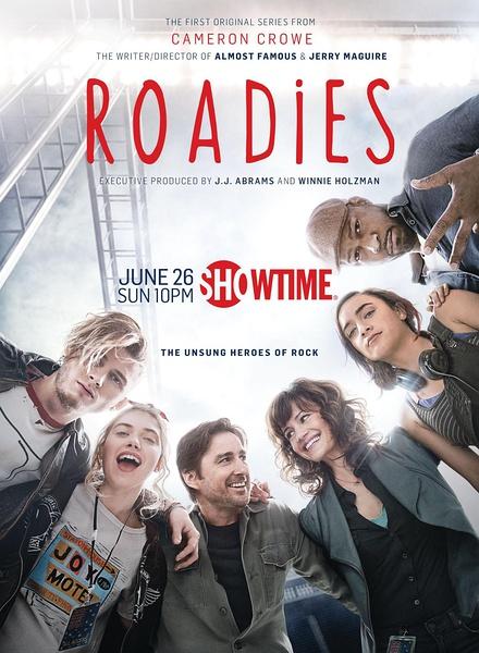 乐队管家 第一季 Roadies Season 1 (2016)
