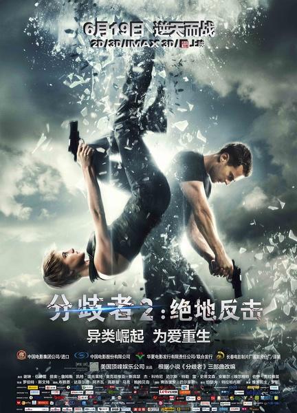 分歧者2:绝地反击 Insurgent (2015)