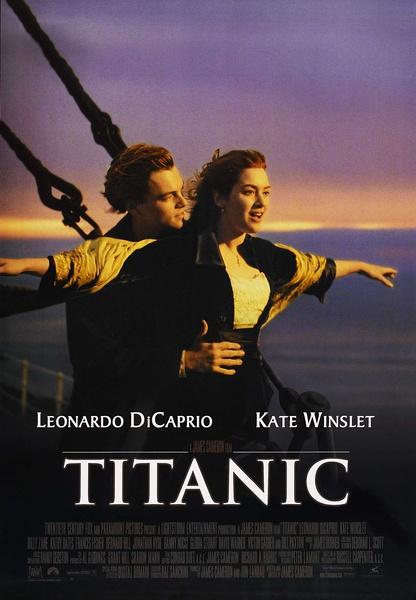 泰坦尼克号 Titanic (1997)+2012