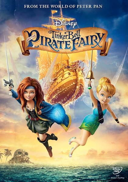 小叮当与海盗仙子 Tinker Bell and the Pirate Fairy (2014)
