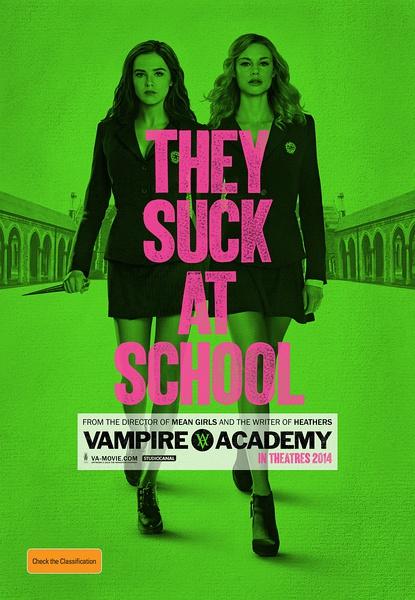 吸血鬼学院 Vampire Academy (2014)
