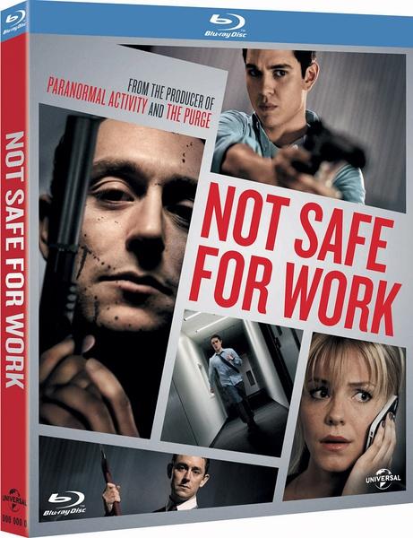 危险工作 Not Safe For Work (2013)