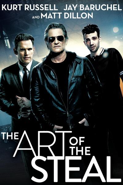 偷盗艺术 The Art of the Steal (2013)