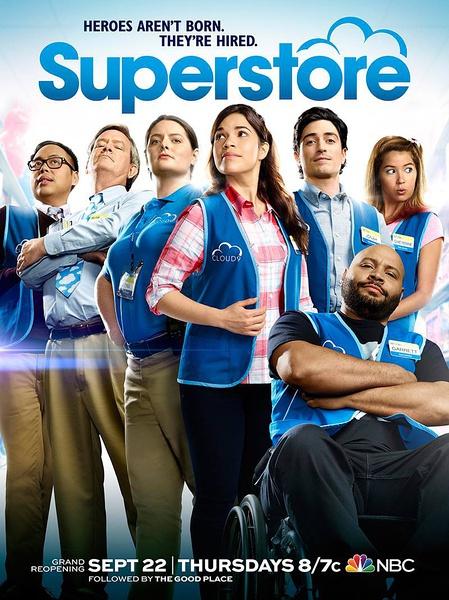 百味超市 第二季 Superstore Season 2 (2016)