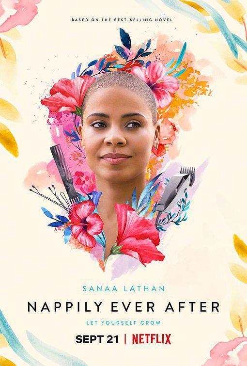 快乐之后 Nappily Ever After【WEBrip1080p内嵌中文字幕】【2018】【剧情/喜剧/爱情】【美国】