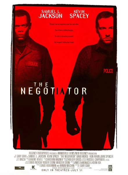 王牌对王牌 The Negotiator (1998)