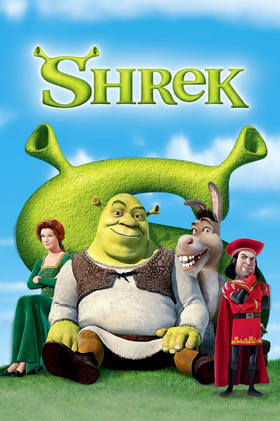 怪物史瑞克 Shrek1-4合集