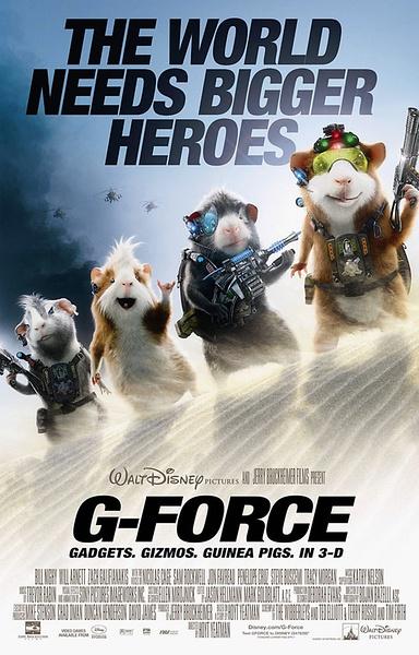 豚鼠特攻队 G-Force (2009)