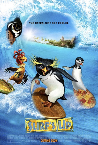 冲浪企鹅 Surf's Up (2007)