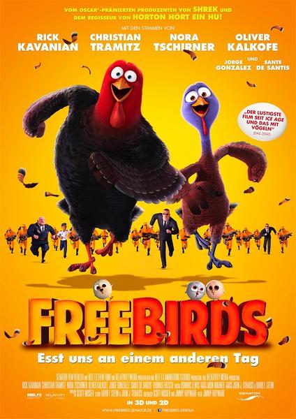 火鸡总动员 Free Birds (2013)