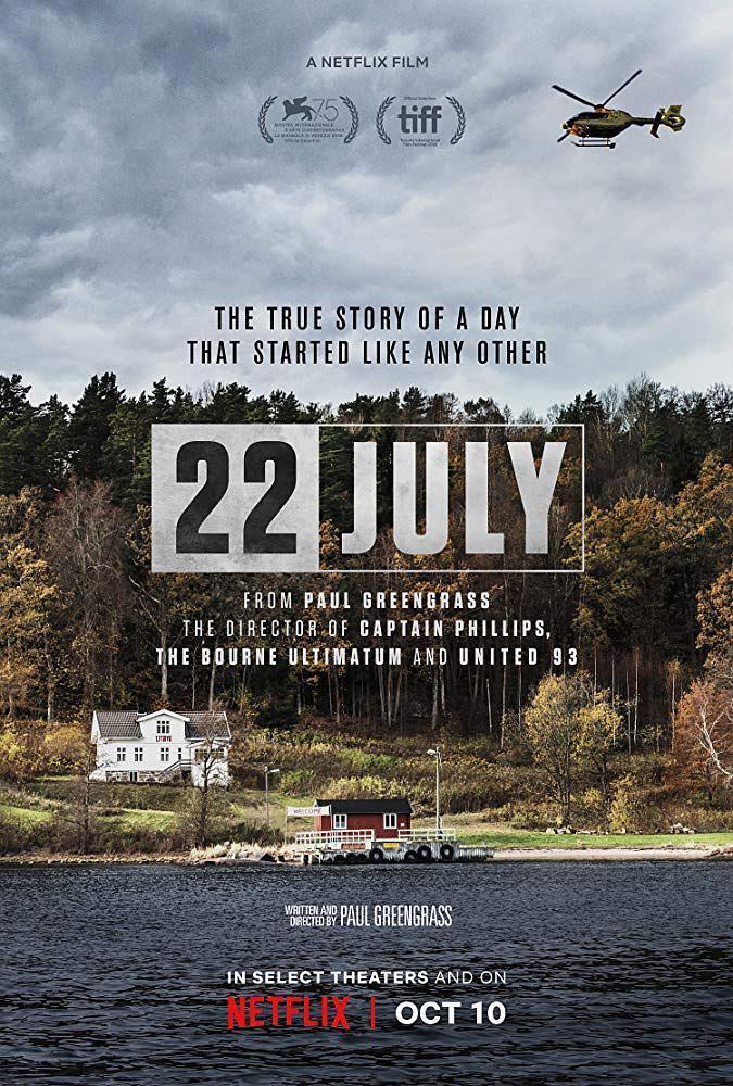 7月22日 22 July 【2018】【剧情/惊悚/传记】【挪威/冰岛/美国】