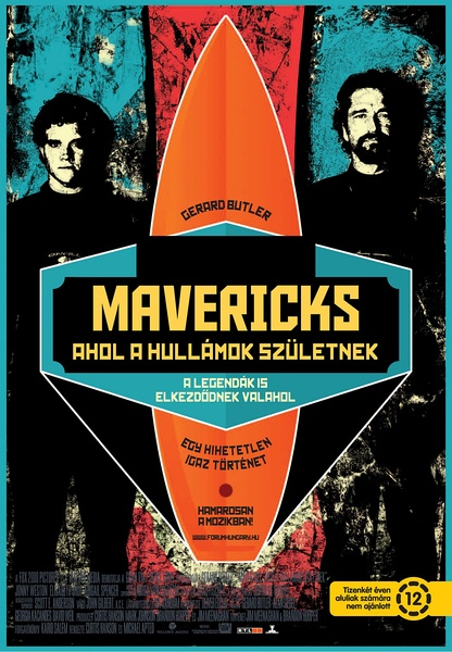 冲浪英豪 Chasing Mavericks (2012)