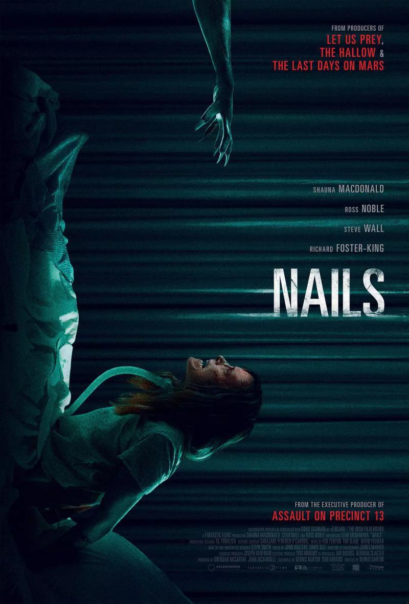 暗夜鬼抓床 Nails (2017)