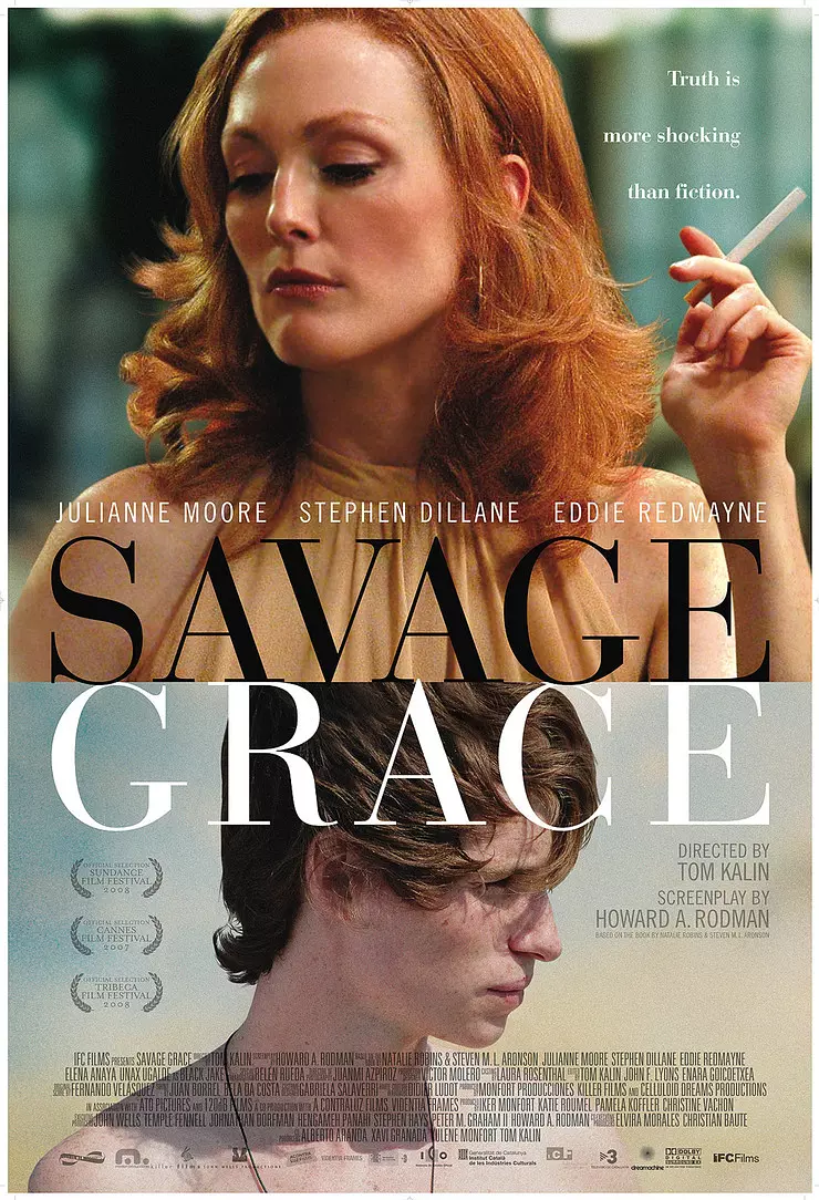 欲孽迷宫 Savage Grace (2007)