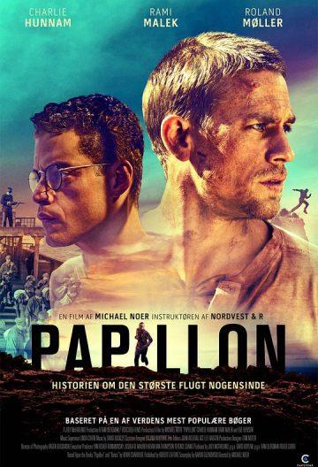 巴比龙 Papillon 【WEB-DL720p/1080p内嵌中英字幕】【2018】【剧情/传记/犯罪】【美国】