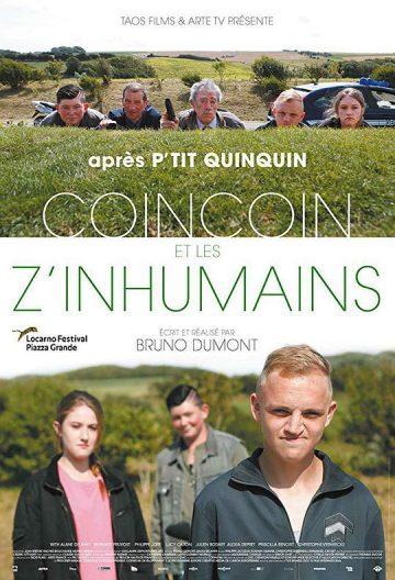 宽宽和非人类 Coincoin et les z'inhumains 【全集】【法剧】