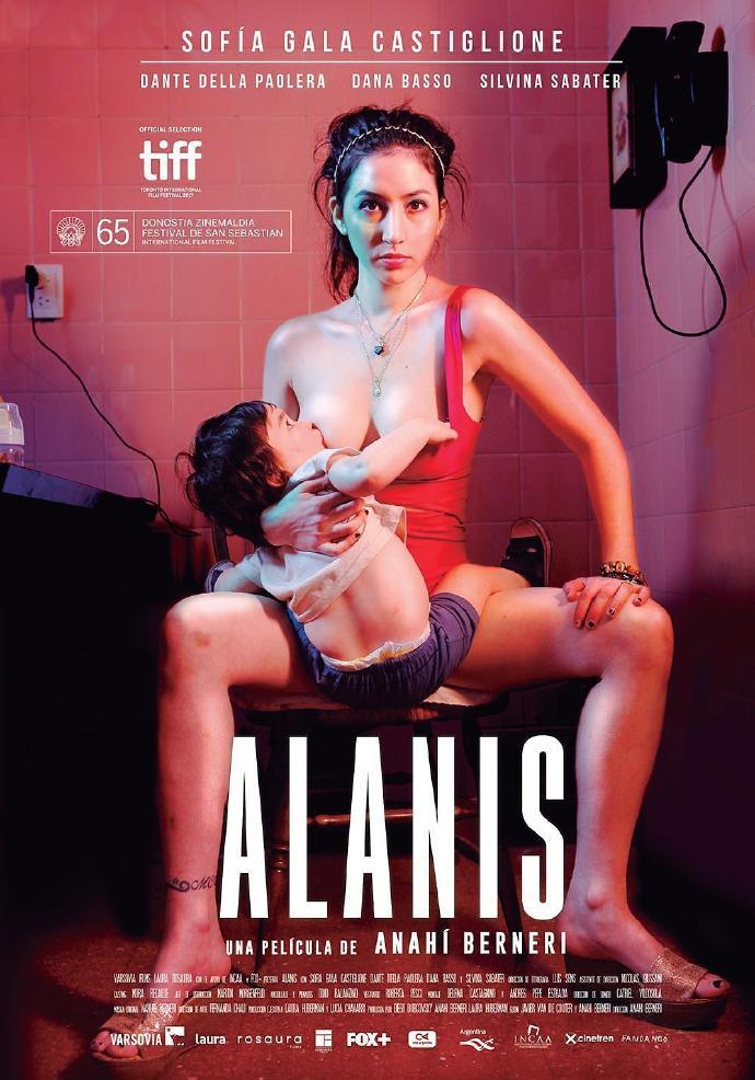 艾拉妮丝 Alanis 【2017】【阿根廷】【大尺度】