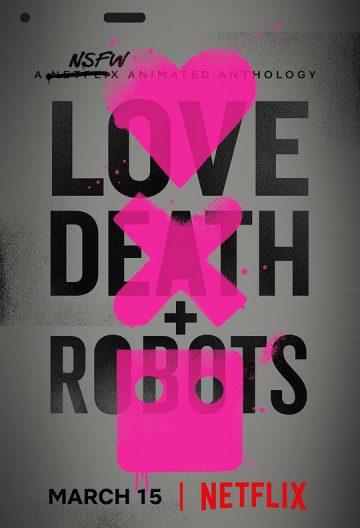 爱,死亡和机器人 Love, Death & Robots【2019】【美剧】【全集】【大尺度】