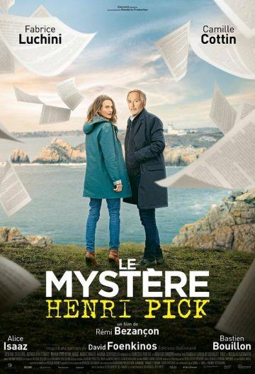 神秘的亨利·皮克 Le mystère Henri Pick【2019】【法国】【电影】