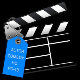 MetaMovie Mac 破解版 实用的文件管理工具
