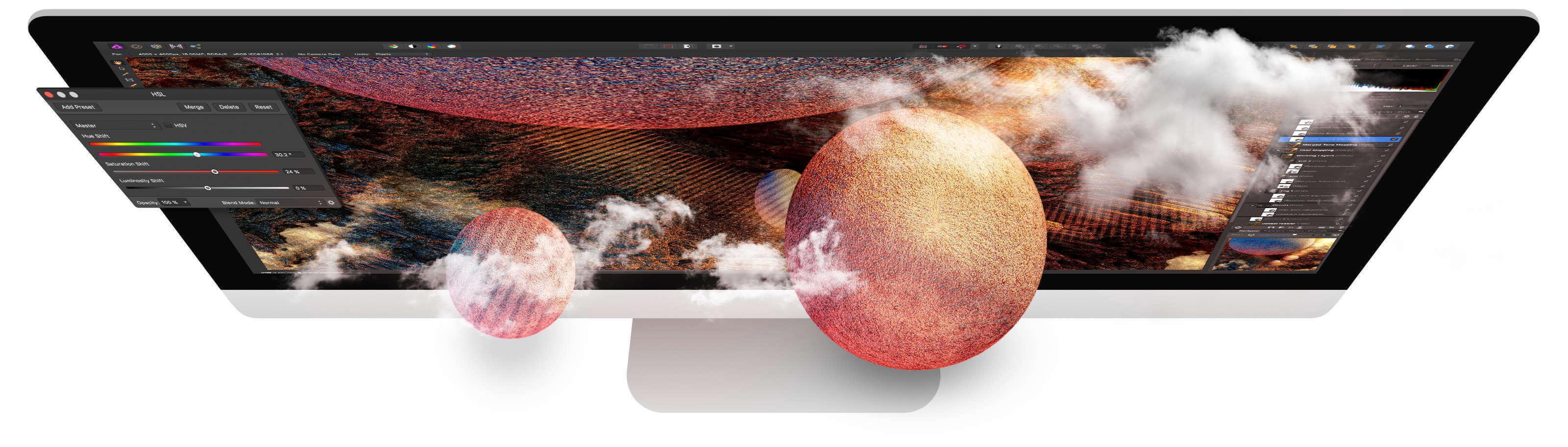 Affinity Photo V 1.8.1 MAC & V1.8.0.532 WIN – 完美的Photoshop替代方案