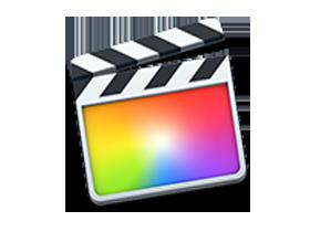 Final Cut Pro X 10.4.8 中文破解版 — 视频编辑软件
